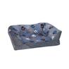 Nobby ležišče Sofa Lissi, temno siva 60 x 40 cm