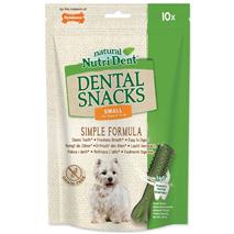 Nutri Dent Dental Snacks, S - 10 kos