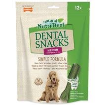 Nutri Dent Dental Snacks, M - 12 kos