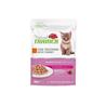 Natural Trainer Cat Kitten&Young, vrečka - puran - 85 g 85 g