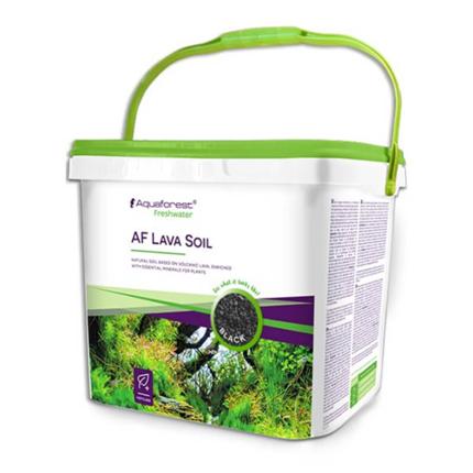 Aquaforest Lava Soil Black - 5 l