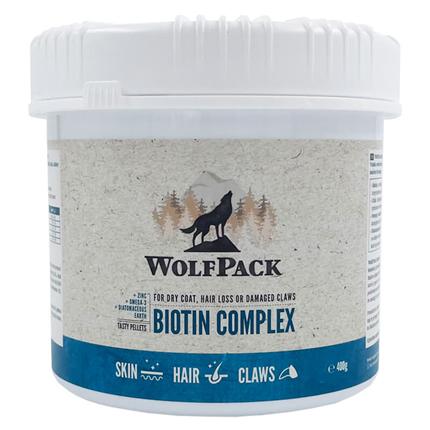 WolfPack Biotin Complex peleti - 400 g