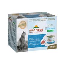Almo Nature HFC Natural Light - atlantska tuna - 4 x 50 g