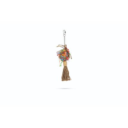 Beeztees igrača za papige Ovi - 36cm