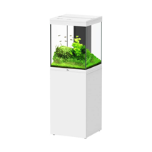 Aquatlantis set z omarico Aqua Tower 163 Pro LED 2.0, bel sijaj - 50 x 50 x 66 cm