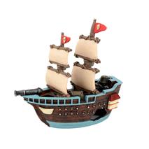 Aquatlantis akv. dekor piratska ladja - 18x7,5x17,5cm