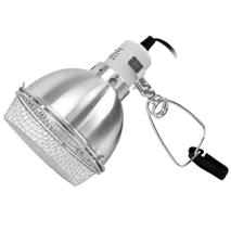 Aquatlantis držalo za žarnico z odsevnikom in zaščitno mrežico - 75W