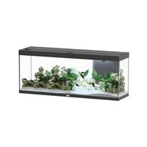Aquatlantis akvarij Splendid 150 LED 2.0, črn sijaj - 364L