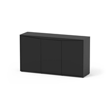 Aquatlantis akv. omarica Splendid 150, črna sijaj - 149x40x61,1cm