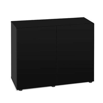 Aquael akvarijska omarica Optiset črna - za 200L