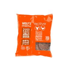 Wolf's Menu Active - govedina in piščanec - 800 g