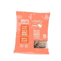 Wolf's Menu Vitality - puran in divji losos - 800 g