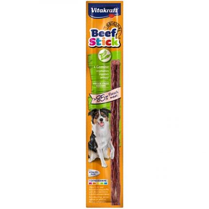 Vitakraft Beef Stick palčka - menu