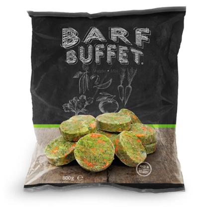 Barf Buffet - vegi mix - 800 g