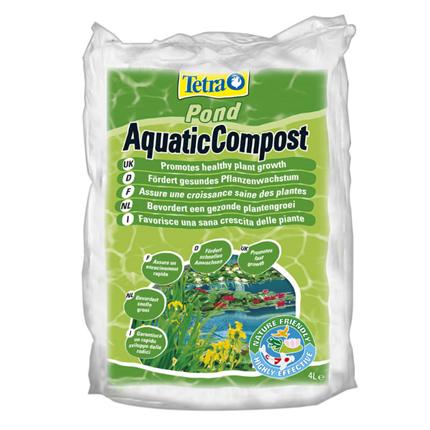 Tetra Pond Aquatic Compost (zemlja za rastline) - 4L