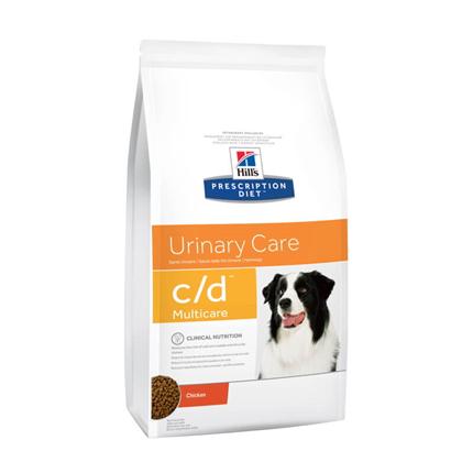 Hill's veterinarska dieta c/d