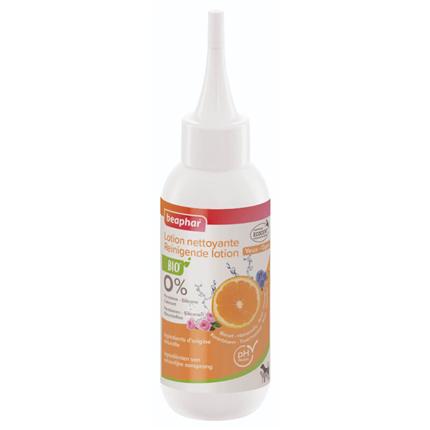 Beaphar BIO tekočina za čiščenje oči - 100 ml