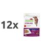 Natural Trainer Cat Sterilised, vrečka - govedina - 85 g 12 x 85 g