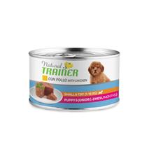 Natural Trainer Small/Toy Puppy/Junior - piščanec
