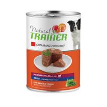 Natural Trainer Medium/Maxi Adult - govedina