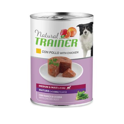 Natural Trainer Medium/Maxi Maturity - piščanec