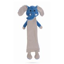 Beeztees plišast slonček Ajan, za plastenko - 41 cm