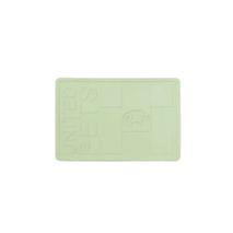 United Pets podloga za posode guma, green - 44,8 x 30 cm