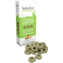 Selective Naturals posladek Timothy Hay in jabolko - 80 g