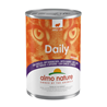 Almo Nature Daily konzerva - kunec - 400 g 400 g