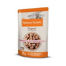 Nature's Variety Original Cat Adult - govedina in piščanec - 70 g