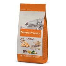 Nature's Variety Selected Cat Kitten - piščanec iz proste reje