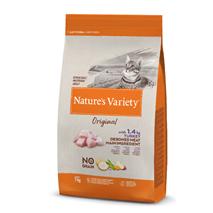 Nature's Variety Original No Grain Cat Sterilized - puran