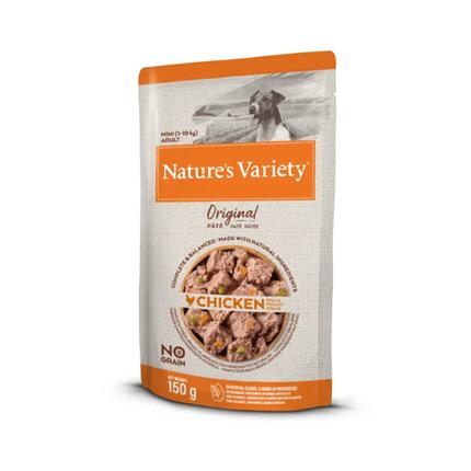 Nature's Variety Original Dog Mini Adult - piščanec - 150 g