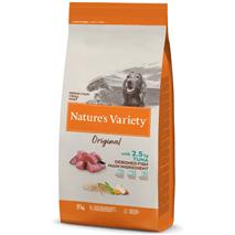 Nature's Variety Original Dog Med/Maxi Adult - tuna