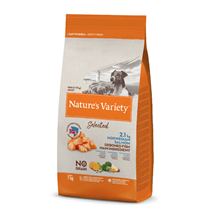 Nature's Variety Selected Dog Mini Adult - norveški losos