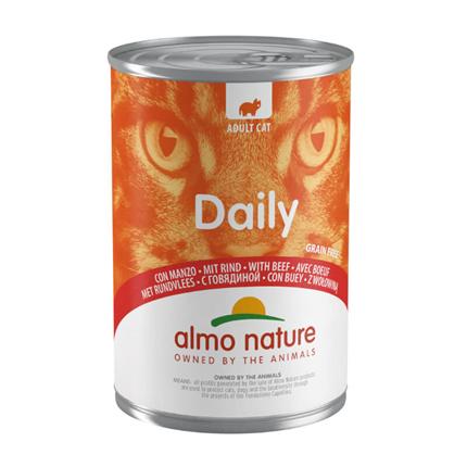 Almo Nature Daily konzerva - govedina - 400 g