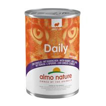 Almo Nature Daily konzerva - kunec - 400 g