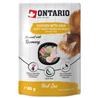 Ontario Cat Herb Line vrečka - piščanec in šunka - 80 g 80 g