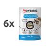 Ontario Cat Herb Line vrečka - piščanec in skuša - 80 g 6 x 80 g