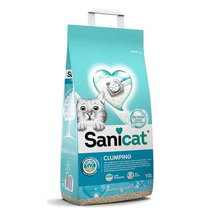 Sanicat posip Clumping Marsella Soap