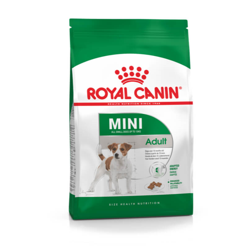 Royal Canin Adult Mini - perutnina - 8 kg