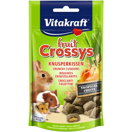 Vitakraft Fruit Crossys sadje - 50 g