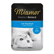 Miamor Ragu Royal - tuna v želeju - 100 g