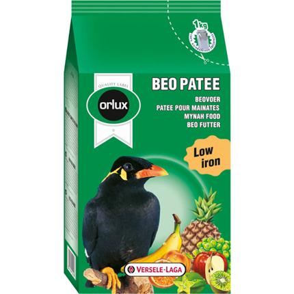 Versele-Laga Orlux Beo Patee za sadjejede velike ptice - 1 kg
