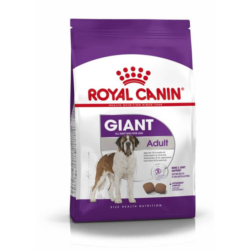 Royal Canin Adult Giant - perutnina - 15 kg
