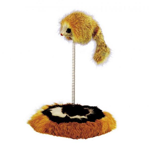 Nobby miš na vzmeti - 15 cm