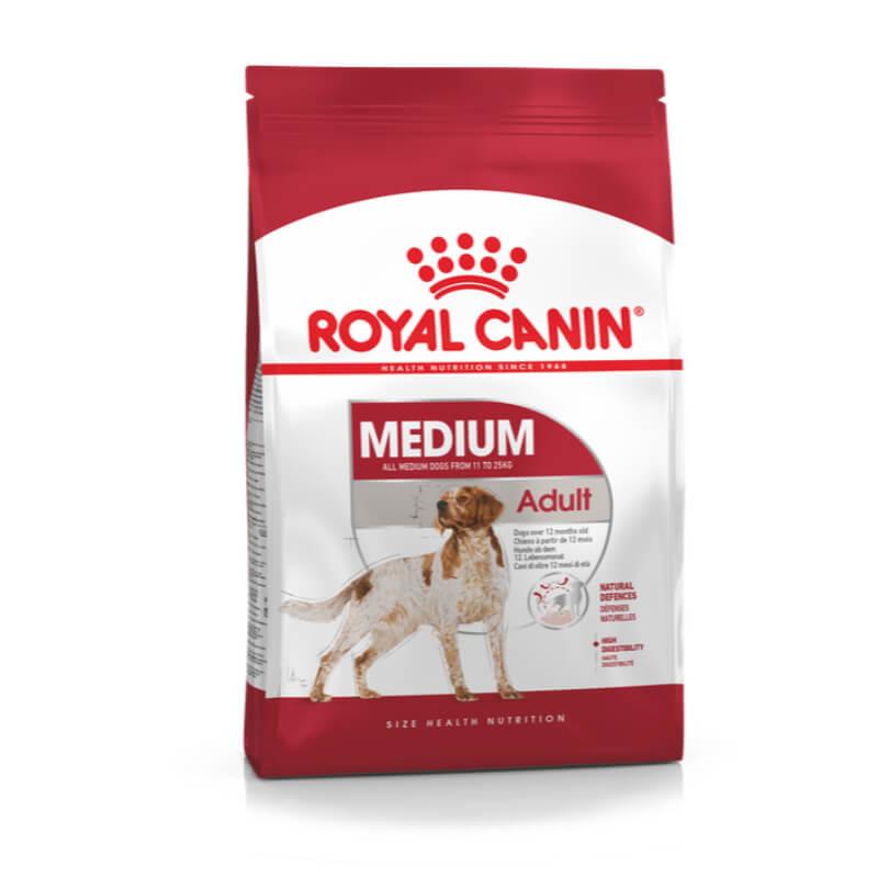 Royal Canin Adult Medium - perutnina - 15 kg