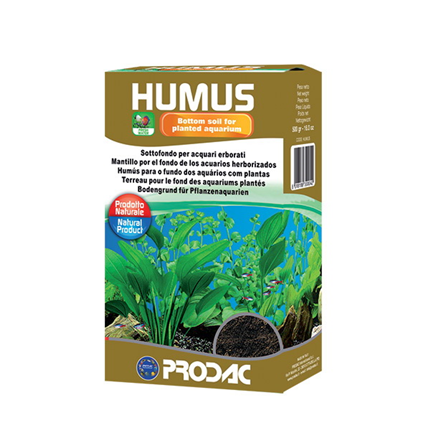 Prodac Humus podlaga za rastline - 500 g
