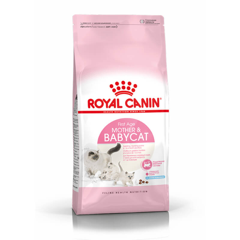 Royal Canin Mother & Babycat - perutnina - 400 g