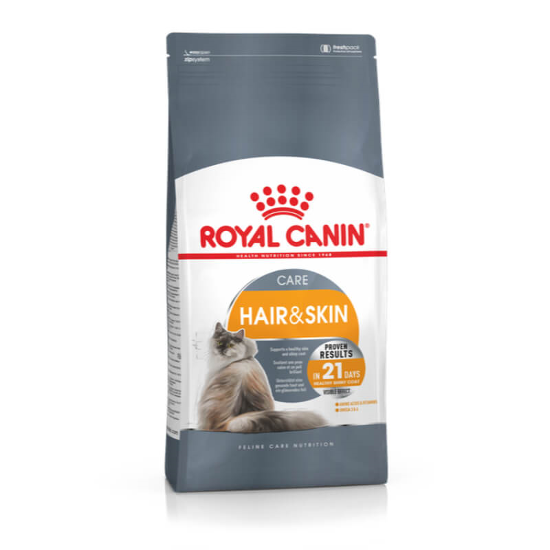 Royal Canin Hair & Skin - perutnina - 2 kg